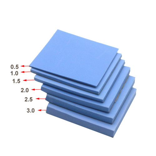 3M paste high thermal conductivity silicone tablet notebook computer graphics card memory heat sink solid viscosity silicone grease gasket