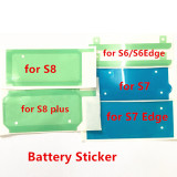 Battery Sticker For Samsung S series battery back cover adhesive glue sticker