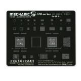MECHANIC S30 Arc  Steel mesh Stencil iphone5G/5S 6G/6P 6S/6SP 7G/7P 8G/8P X  XS/MAX/XR