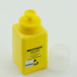 MECHANIC dissipative ESD protective HDPE bottle 4oz/6oz (environmental proteciton)Th01