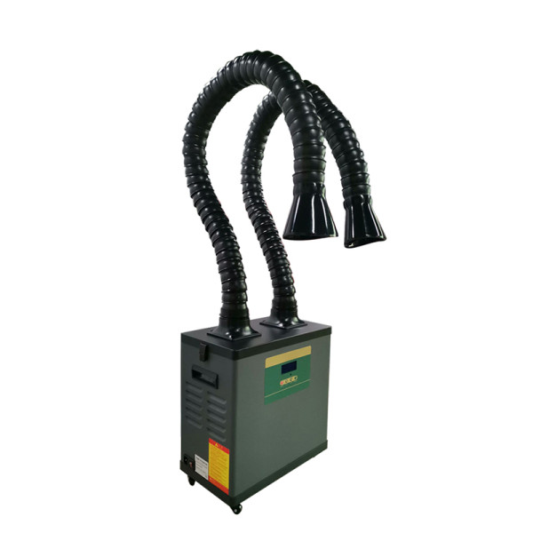 Smoking purifiers Air purifiers Smoking and dust absorption Used to exclude exhaust gas from mobile phone maintenance