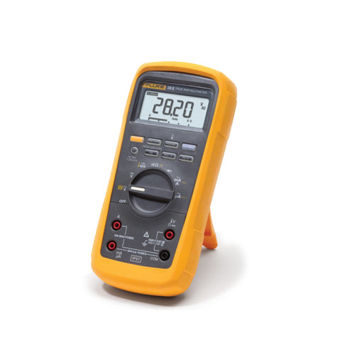 Fluke official flagship store Fluke 28II electrician waterproof and dustproof anti-fall solid digital multimeter