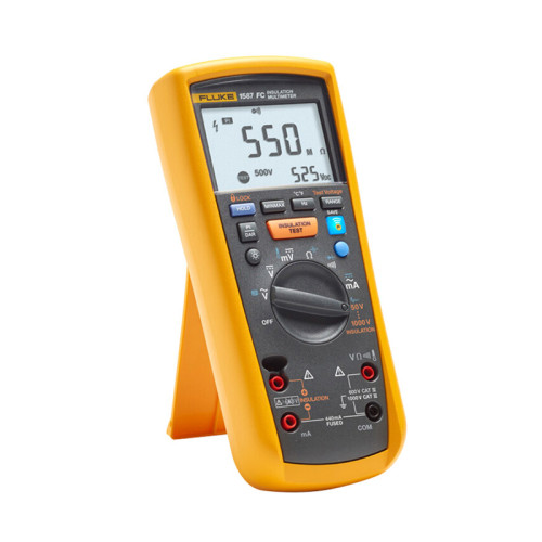FLUKE Fluke F1508 insulation resistance tester digital shake table F1503 F1535 megohmmeter F1587