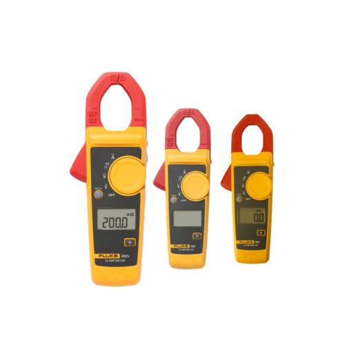 Fluke official flagship store Fluke 302+/303/305 AC high-precision universal digital clamp meter