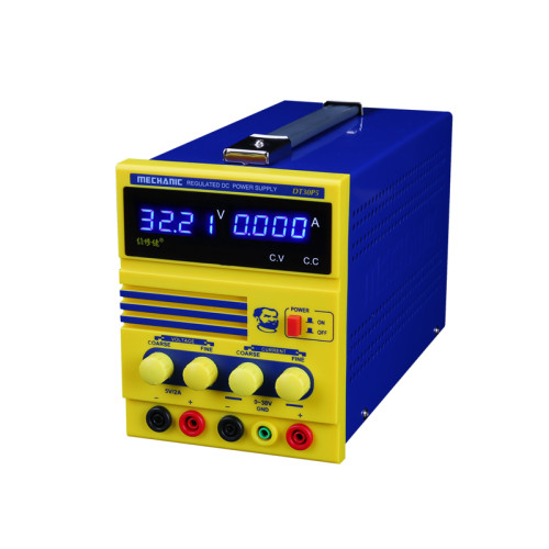 Maintenance DT DT30P5 intelligent DC power supply 4 digital display mobile phone notebook repair power supply 30V5A