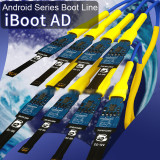 MECHANIC Iboot AD Android Phone General Series Super Boot Line DC Power Supply Cable Phone Repair Wire With Security Decoding