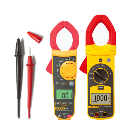 Fluke317/319 Fluke Clamp Meter 302+/303/T6/305/362/365/381/312AC and DC Clamp-type Ammeter