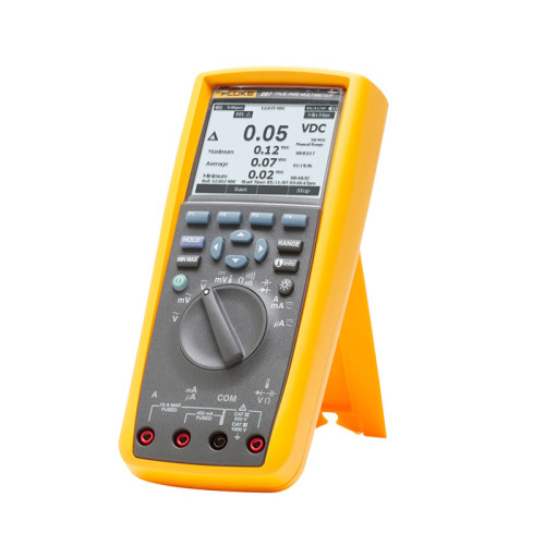 FLUKE Fluke F287C F289C four and a half true RMS digital multimeter Industrial multimeter