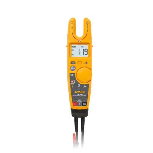 Fluke T5-1000 / T5-600 T6-600 /T6-1000  Voltage Continuity and Current Tester