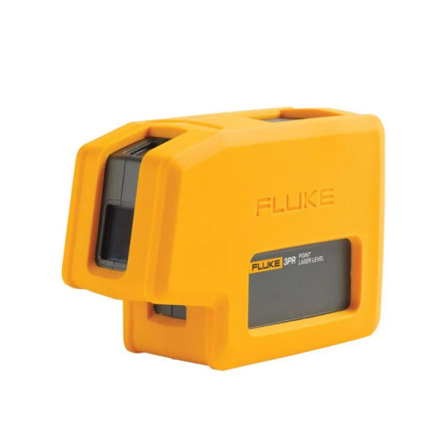 3 Point Laser Levels Fluke 3PR and Fluke 3PG expedite accurate layout of reference points