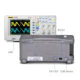 RIGOL Puyuan 100M oscilloscope DS1102E digital 50M oscilloscope DS1052E dual channel DS1102U