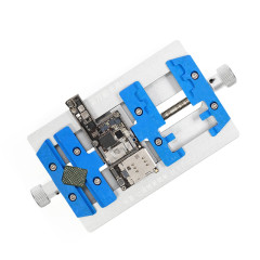 MJ K23 DUAL SHAFT UNIVERSAL PCB BOARD HOLDER FIXTURE