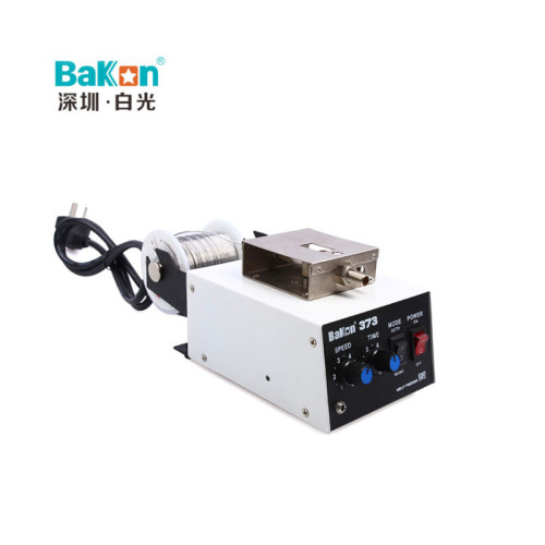 Bakon BK373 automatic tin machine 373 foot out of the tin machine automatic soldering station tin machine