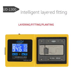 JABEUD JABE UD-1300 layered and bonded tin-integrated X, XS, XS Max mid-layer tin-plated radio