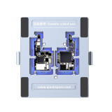 Qianli iSocket X Twins Double Side Testing Fixture iPhone X Motherboard Layered Separation Diagnostic Repair Tool Pre-sale