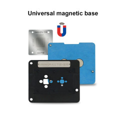Multi-function positioning plate stencil magnetic base meet the needs of maintenance line support: the A8, A9 A10, A11 A12, upper, lower, baseband, an organic whole