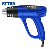 ATTEN  AT-A2190/A2233 AT-A 2231 Infinitely adjustable temperature digital heat gun 2000W industrial grade Desolder repair