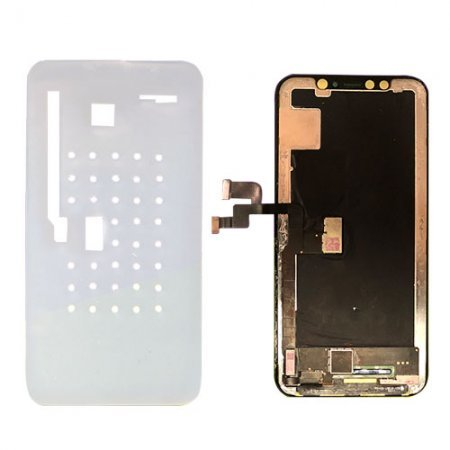 iPhone X-11promax separation and glue special silicone pad apple X8 in addition to glue separation mold fitting mold