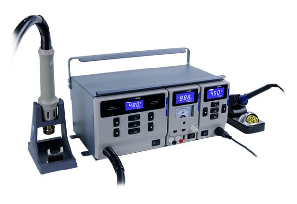 ATTEN ST-965 ST-862D APS15-3A 65W 220V intelligent lead-free soldering station 3 in 1