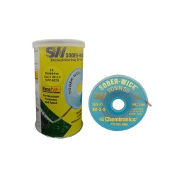 10Pcs SW18025 / SW18035 / SW18045 / SW18055 United States SODER-WICK suction tin with ITW suction wire