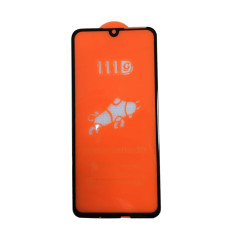 Oppo models 111D high quality anti fingerprint full cover tempered glass 150MM super large arc 280AB glue