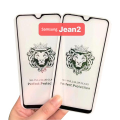 Lion head Samsung  full cover tempered glass big arc explosion-proof protective film