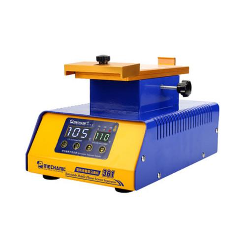 Mechanic 361 heating separator 360 degree retatable LCD separate machine for phone repair