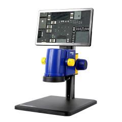 Mechanic 2020 new MC10B-B5 Industrial grade all-in-1 video microscope 600X HD1080P 11.6'' LCD soldering microscope phone repair Magnifier