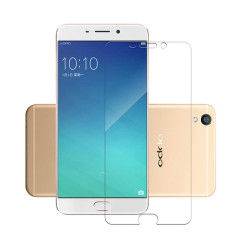 Oppo models 2.5D normal Ultra-thin high aluminum full tempered glass screen cover big arc protective film