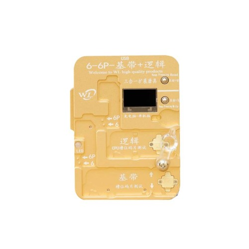 WL BaseBand EEPROM IC Read Write Programmer Module iPhone 6 P 6S 7 7P 8 8P X XS MAX Baseband chip logic read & write & test