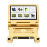 WL Pro8000 comprehensive programmer tester repair hard disk original color screen battery reader