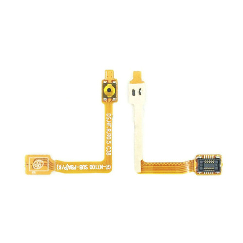 Power on off Flex cable For Samsung Note Series