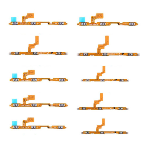 Power on off Flex cable For Samsung S Series