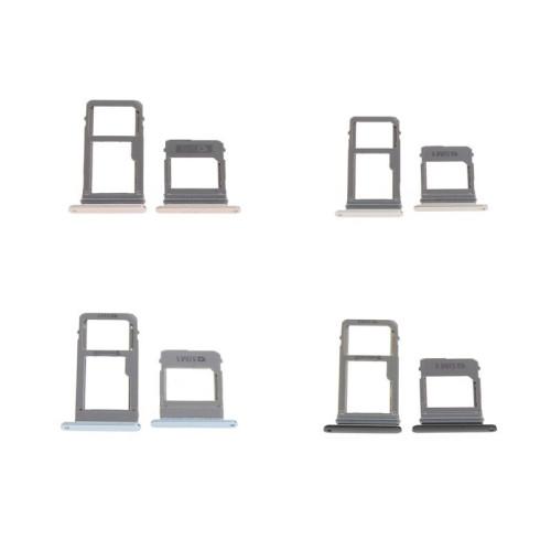 Single Holder Slot SIM Card Tray For Samsung Galaxy S10+ G975 S10 G973