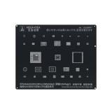MEGA IDEA CPU black stencil for Huawei tin plant steel mesh black net