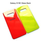 Samsung Galaxy back cover battery door glass S10E /S10/S10 Plus