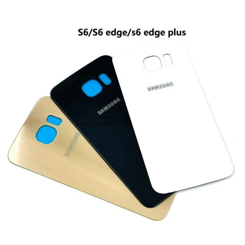 Samsung Galaxy back cover battery door glass S6 G920A.F.T  S6 920V.P