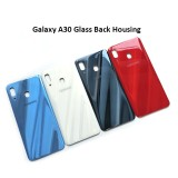 Samsung Galaxy back cover battery door glass A30/A305   A30S
