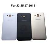 Samsung Galaxy back cover battery door glass J7/J700 J5/J500
