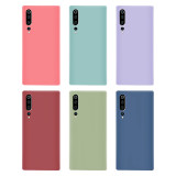 XiaoMi models silicone protective phone cases 3 side cover