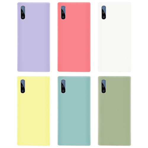 Huawei models silicone protective phone cases 3 side cover