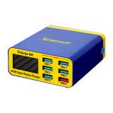 MECHANIC iCharge 6M 6USB digital display charger 2.4A QC3.0 USB charger station