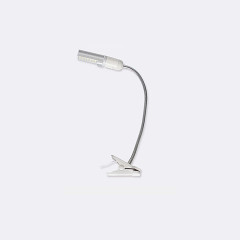 SS-803 clip-on LED lamp led light with clamp
