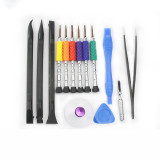 SS-5115 professional opening tool set screwdriver set pry tools easy for iPhone 7/8/X