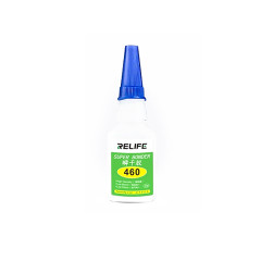 20g Relife 460 seconds quick dry super glue high viscosity low bloom low odour glue