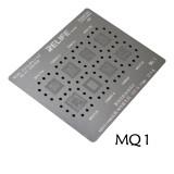 RL-044 WC1 MP1 MQ1 Steel net 0.12MM Qualcomm WCD Audio WCN WIFI Qualcomm/MTK CPU Qualcomm PM MTK MT power ic stencil