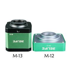 RL M-12 M-13 Aluminum Alloy 38 Million Pixels HDMI Trinocular Microscope Camera for Phone PCB CPU Micro Repair