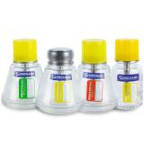 Mechanic anti-corrosion glass storage contatiner solution dispenser glass bottle
