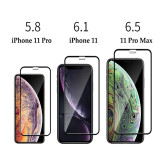 9H Full Screen Tempered Film For iPhone 7 8 Plus 6 6s 5 5s se iPhone X Xr Xs 11 Pro Max Tempered Glass Screen Protector