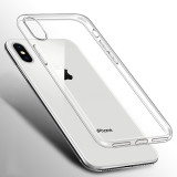 Clear Silicone Soft Case For iPhone5-iPhone12 Back Cover TPU Case Transparent Case